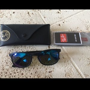 Ray-Ban Chromance sunnies